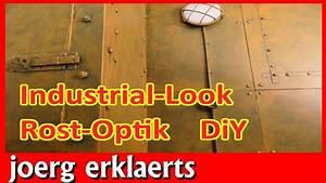Rost Effekt Farbe Selber Machen : rost optik einfach nur mit farbe selber machen mit dekofux ~ A.2002-acura-tl-radio.info Haus und Dekorationen