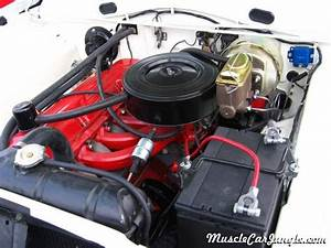1965 Plymouth Valiant Engine