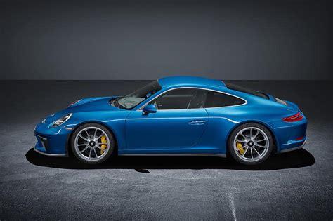 new porsche 911 new touring package for porsche 911 gt3 is next best thing