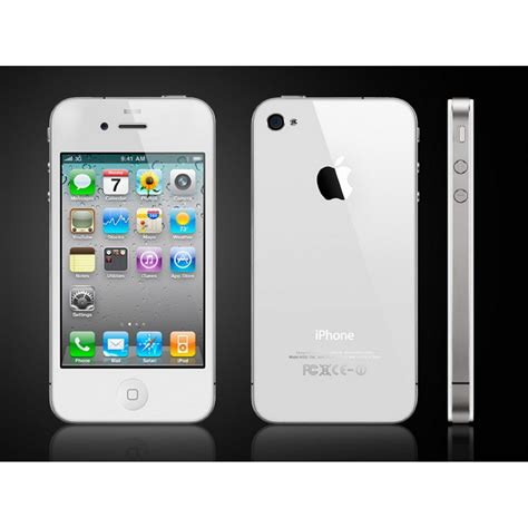 iphone brands brand new iphone 4s white 16 gb boxed factory unlocked