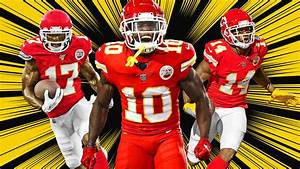 Nfl Depth Charts 2019 Will The Chiefs 39 Quot Legion Of Zoom Quot Join This List Of