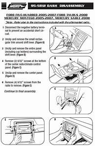 33 2003 Ford Taurus Radio Wiring Diagram