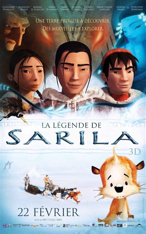 """""""la Légende De Sarila"""", Bandeannnonce"""