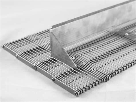 Metal Conveyor Belt For Biscuit, Bread In Food Processing