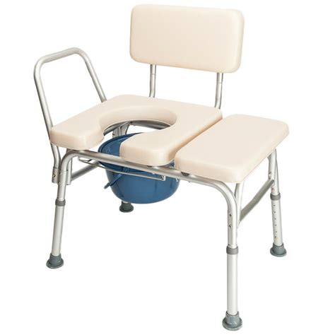 toilet desk chair toilet seat chair adjustable bedside bathroom