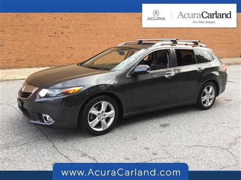 Acura Tsx Wagon For Sale by 2014 Gasoline Acura Tsx Station Wagon For Sale 21 Used