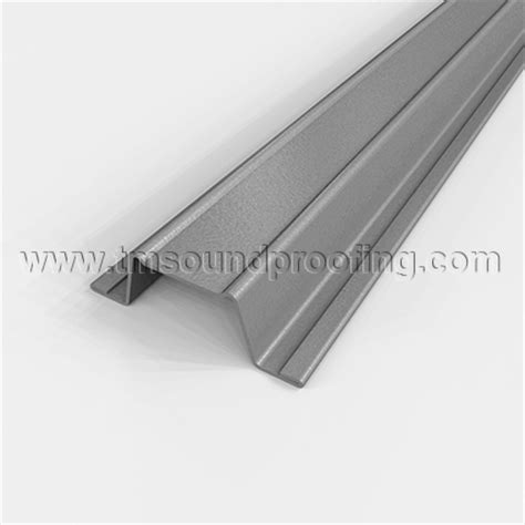soundproofing for home theater high quality metal furring hat channel for resilient sound