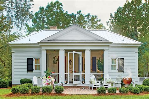 choose materials build character favorite square foot cottage