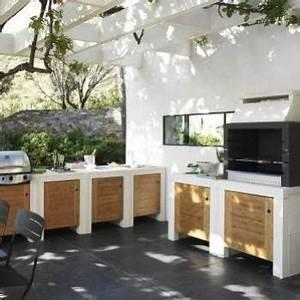 Je veux une cuisine d39exterieur les meilleurs conseils for Decoration pour jardin exterieur 3 decoration cuisine nordique