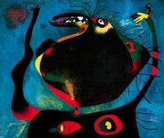 1000 images about Joan Miro on Pinterest  Joan Miro Surrealism and Oil On Canvas