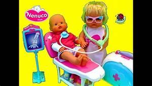 Nenuco Medical Set For Kids Toys Play  Itsplaytime612