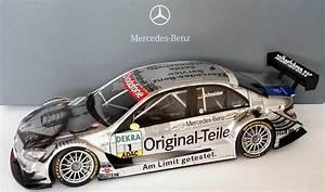 Original Mercedes Teile : 1 18 mercedes benz c klasse w204 dtm 2007 original teile ~ Kayakingforconservation.com Haus und Dekorationen