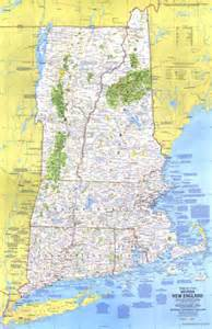 Western New England Map