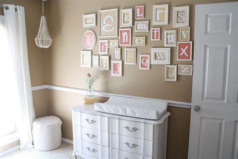 alphabet neutral nursery design dazzle