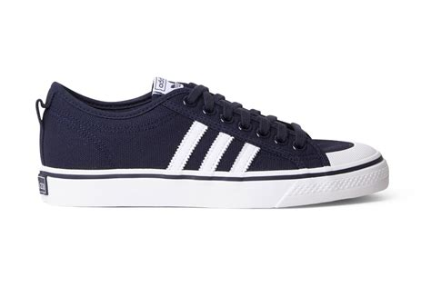 nizza navy sneakers bz adidas women shoe chapter