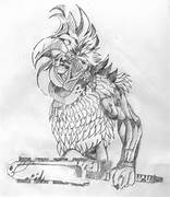 Aztec Eagle Warrior Head Deviantart  more like aztec  Aztec Eagle Warrior Drawing