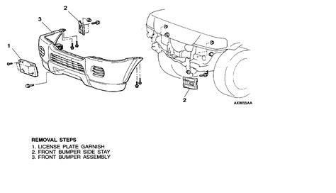 service manuals schematics 1988 mitsubishi excel parental controls service manual removing front bumper cover on a 2000 mitsubishi montero service manual
