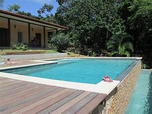 Piscine A Débordement : piscine d bordement et spa route des plages r mire ~ Farleysfitness.com Idées de Décoration