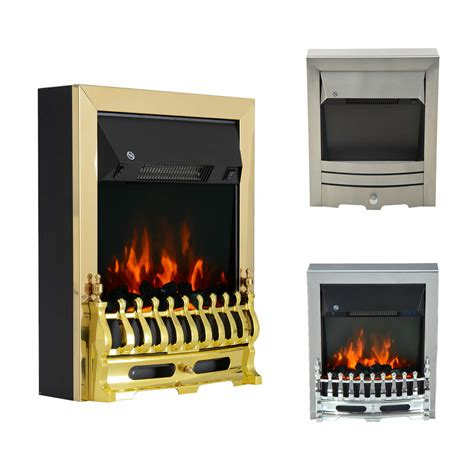 Places That Sell Electric Fireplaces - modern electric fireplace 1 2kw led place effect