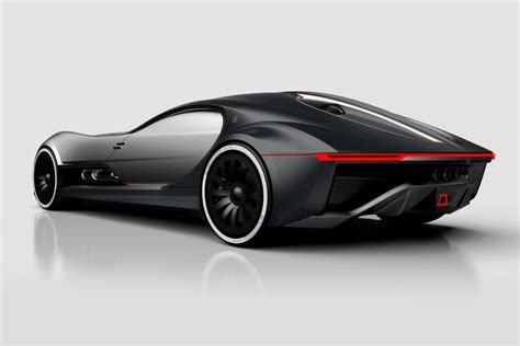 concept bugatti the bugatti of future past yanko design