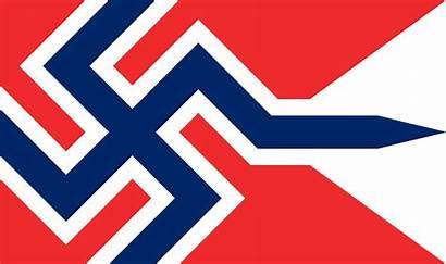Norway Alternate Flag State Facist War Version