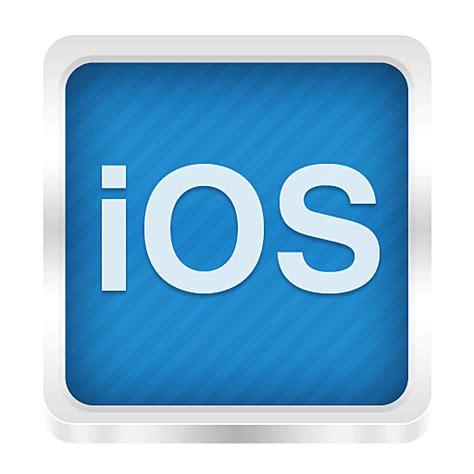 ios icon ios icon boxed metal icons softicons