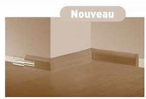 Plinthe Cache Fil : kit finition plinthe plastique cache fil nordlinger blanc ~ Melissatoandfro.com Idées de Décoration