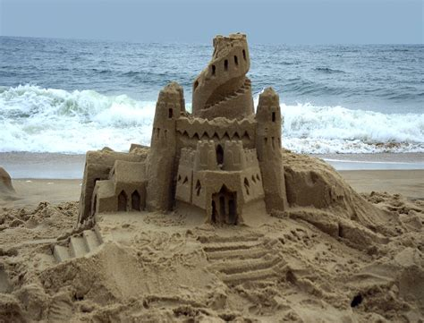 A Home Is Not A Sand Castle  Desertpeace
