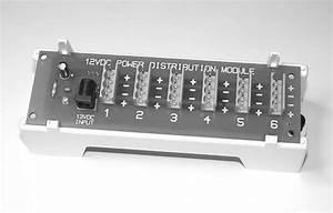Dc Power Distribution Module 48212-dc Manuals