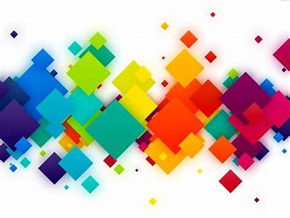 Squares Colorful Background Backgrounds Psdgraphics
