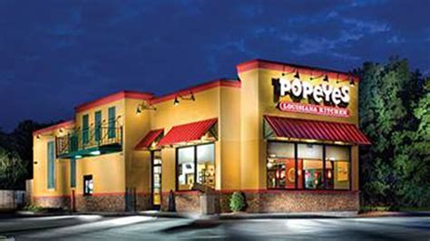 Popeyes cites 'superior' real estate focus as driver of ...