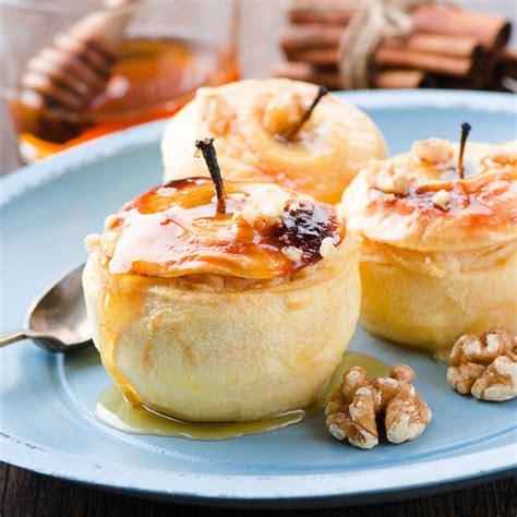 recette pommes au  au miel facile rapide