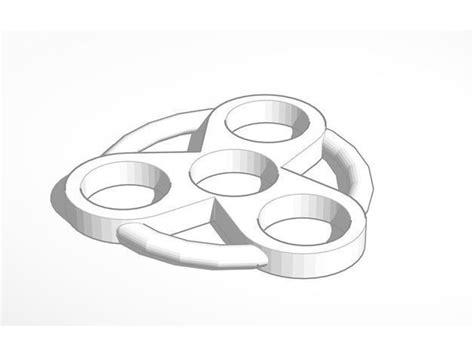 fidget spinner printable template atomic fidget spinner 3d printable model cgtrader