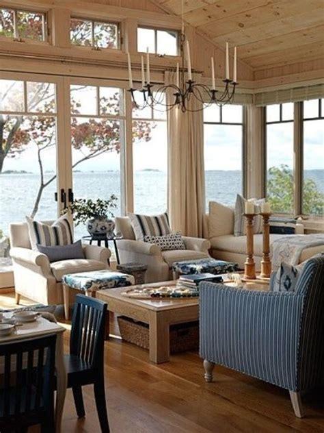 coastal  beach inspired sunroom design ideas digsdigs