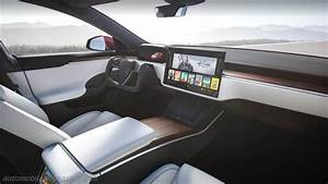Tesla Model S 2021 dimensions and boot space: electric