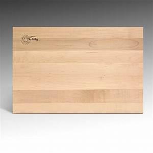 Planche De Bois Massif : planche d couper en rable bois de face 12 x 18 x 1 1 2 ~ Melissatoandfro.com Idées de Décoration