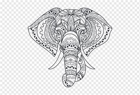 Gambar pola hewan 3 dimensi. Pola Gambar Binatang Gajah - Kolase Gajah Page 1 Line 17qq ...