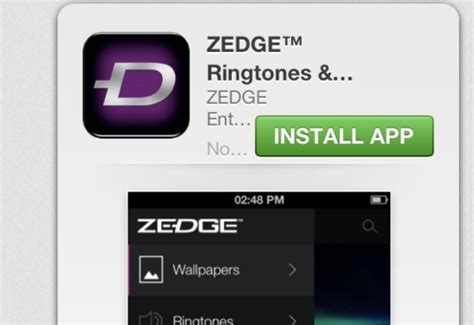 zedge ringtones for iphone zedge app on iphone needs tonesync product reviews net