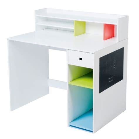 accessoires bureau fille bureau enfant aménager un espace de travail dans la