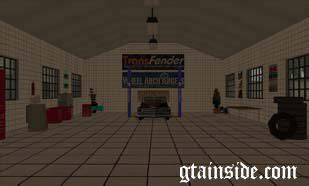 Andrea S Garage by Gta San Andreas Bence S Garage Mod Gtainside
