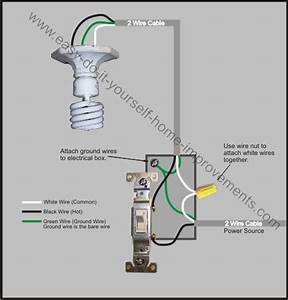 Wiring A Basic Light Switch Diagra Wiring Diagram