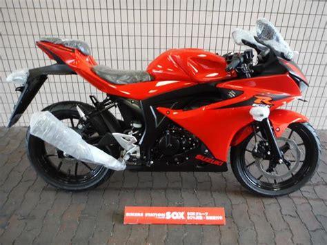 Suzuki Gsx R150 Picture by Suzuki Gsx R150 New Bike Km Details