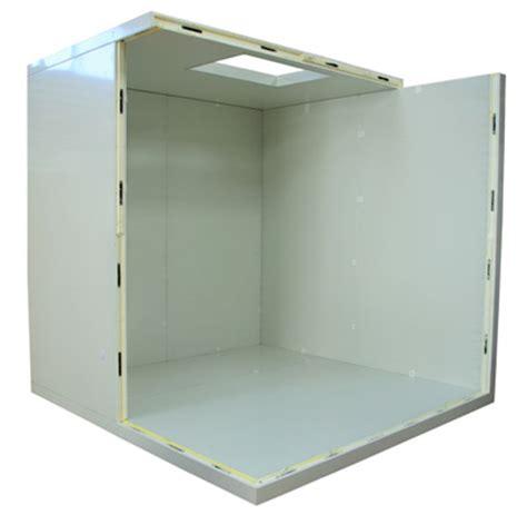 panneau isolant chambre froide panneau isolant 80 mm pour cellules réfrigérantes