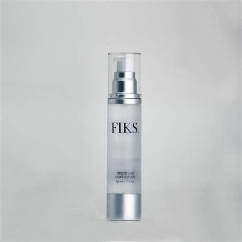 FIKS Argan Oil - Fiorio