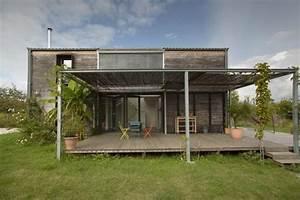 Maison Bioclimatique Passive : des maisons contemporaines et cologiques construire tendance ~ Melissatoandfro.com Idées de Décoration