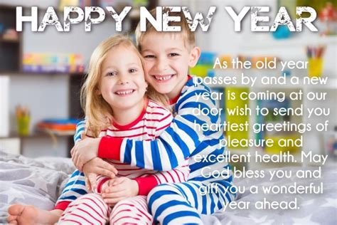 35 New Year 2019 Poems And Quotes For Kids To Wish With
