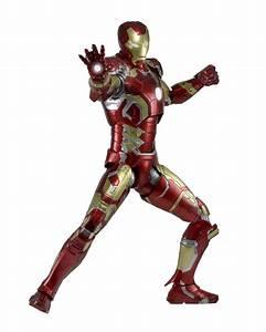 Avengers: Age of Ultron 1/4 Scale Iron Man Mark 43