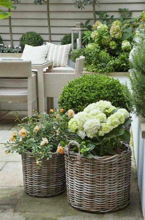 chambre de m騁iers décoration bac et jardin