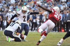 Chargers Win Preseason Home Opener Vs. Cardinals