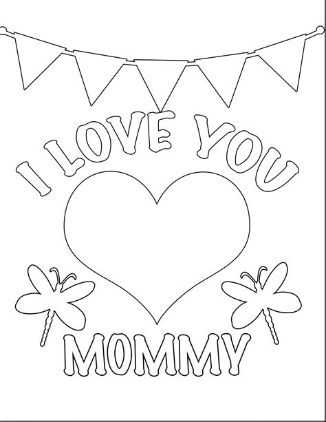 Best I Love You Coloring Pages Ideas And Images On Bing Find